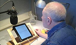 David Shaw-Parker reading Trollope