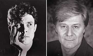Alex Jennings, Martin Jarvis