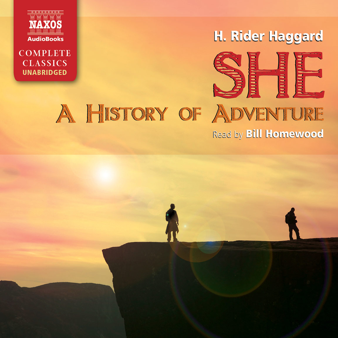 She – A History of Adventure (unabridged)