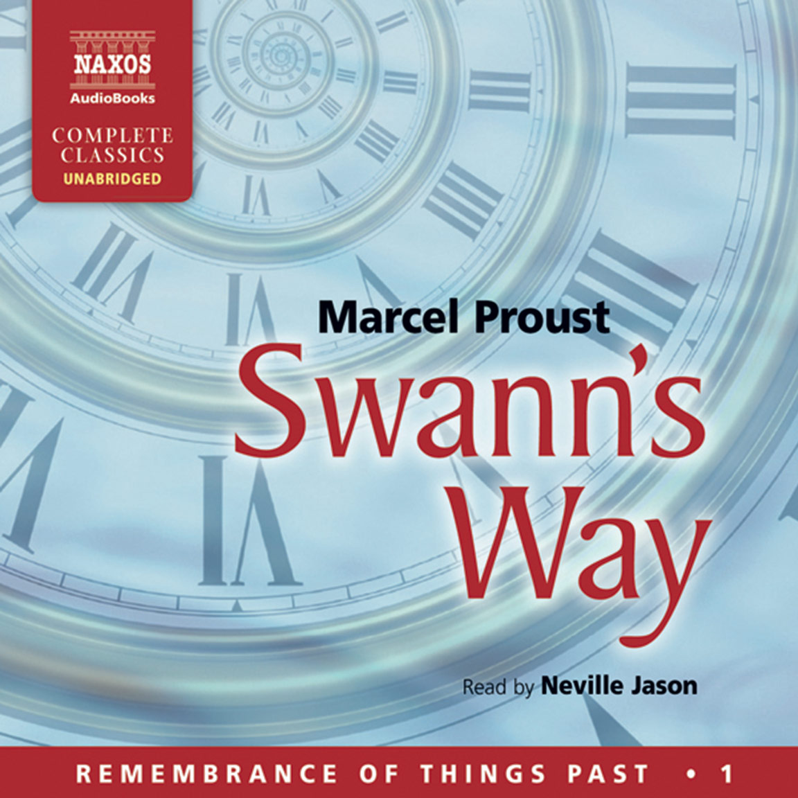 Swann's Way (unabridged)