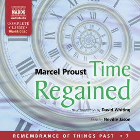 Time Regained (unabridged)