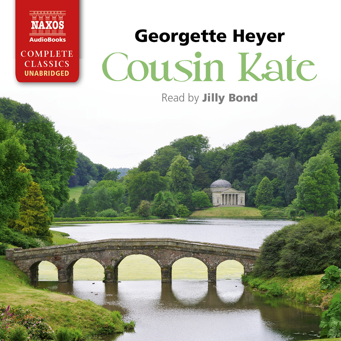 Cousin Kate (unabridged)