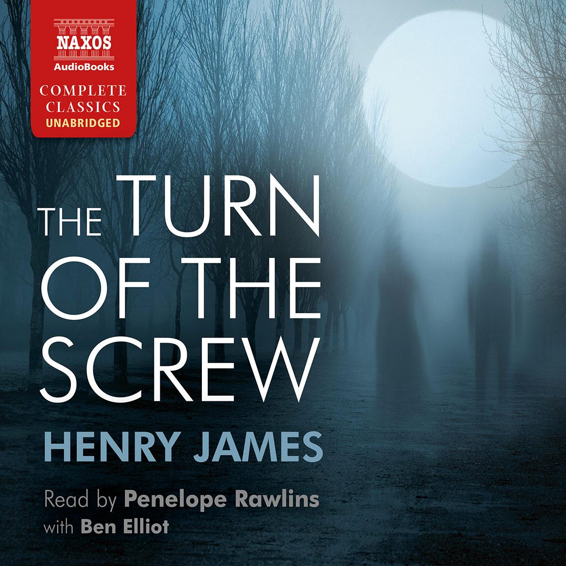 Turn of the Screw, The (unabridged) – Naxos AudioBooks