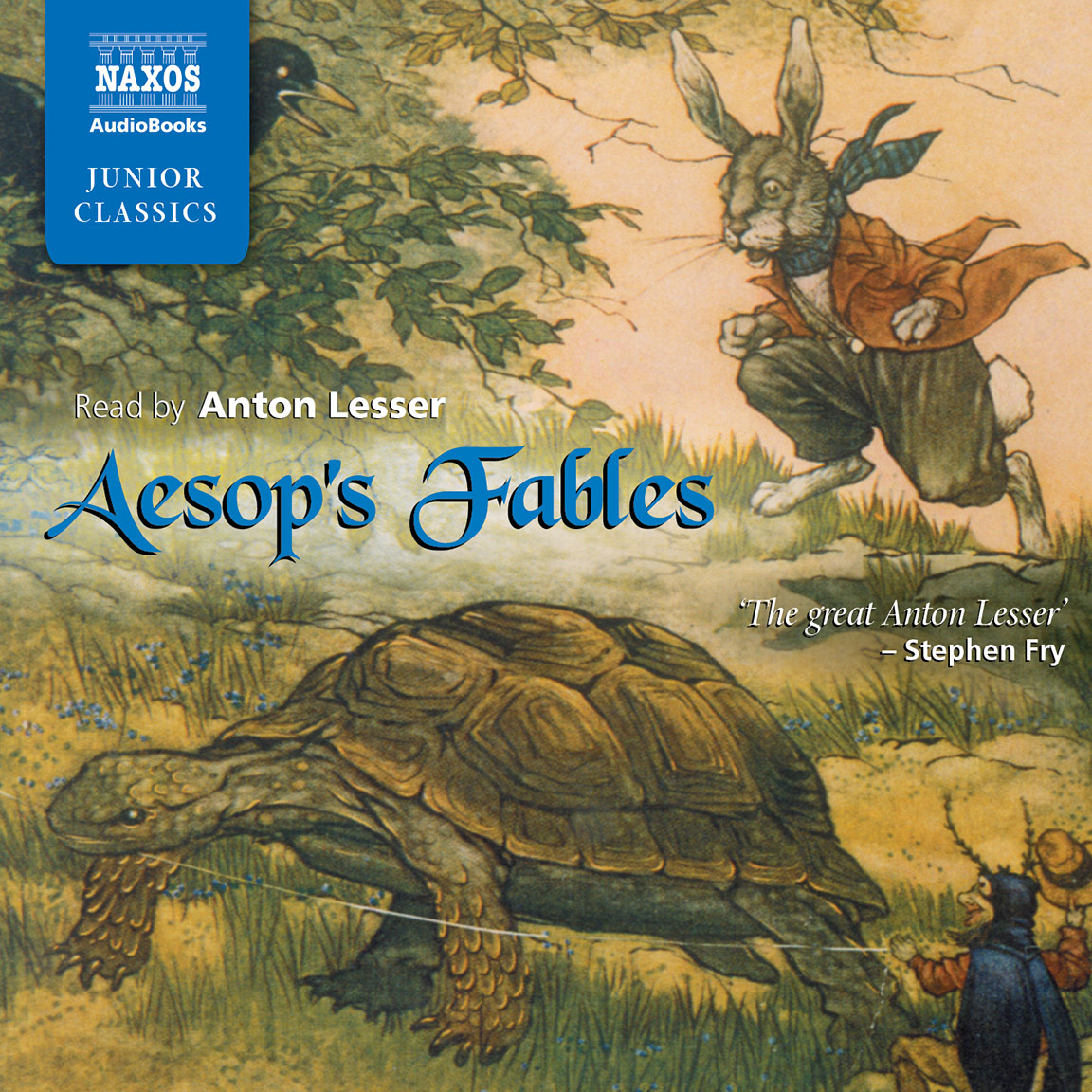 Aesop's Fables (selections)