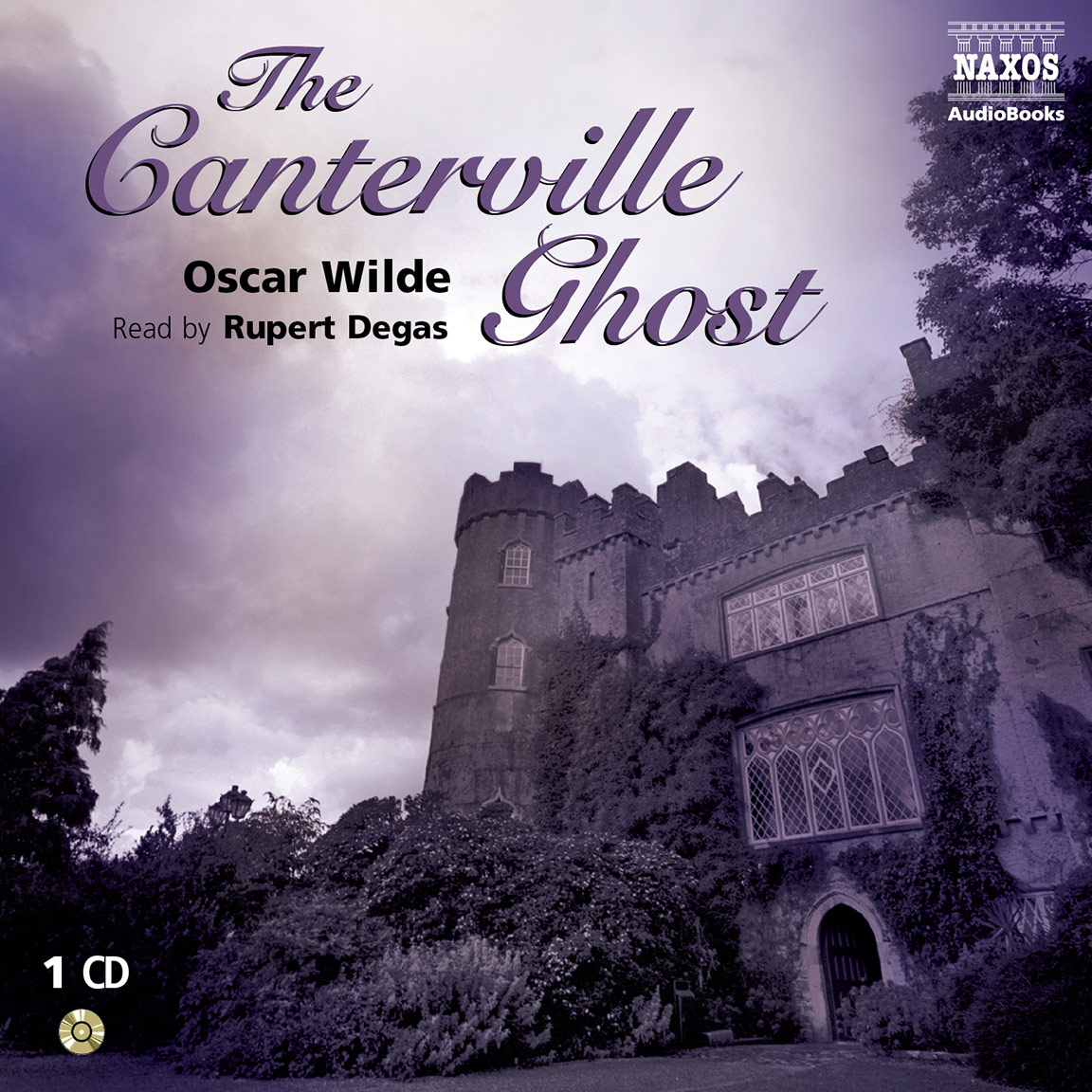 Canterville Ghost, The (unabridged) – Naxos AudioBooks