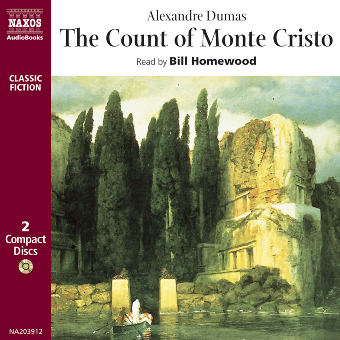 Count of Monte Cristo, The (unabridged) – Naxos AudioBooks