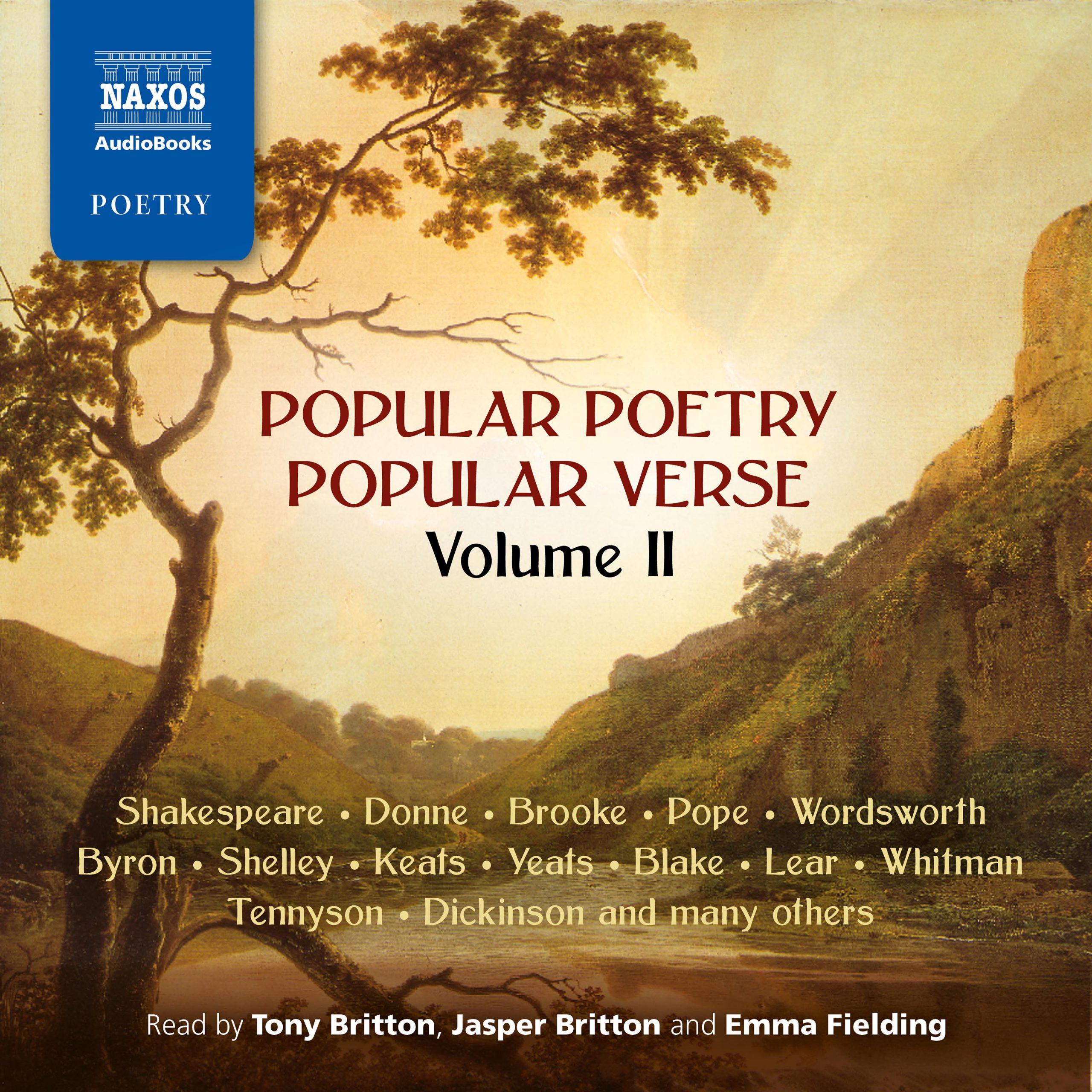 Popular Poetry – Popular Verse – Volume II