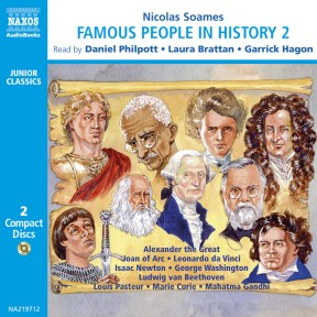 Famous People in History – Volume 2 (unabridged)