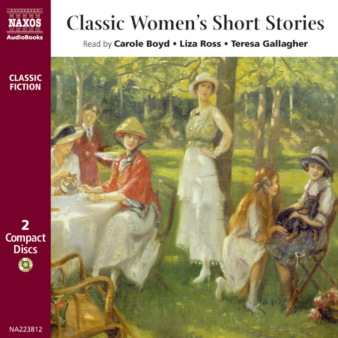 Classic Women's Short Stories (unabridged)