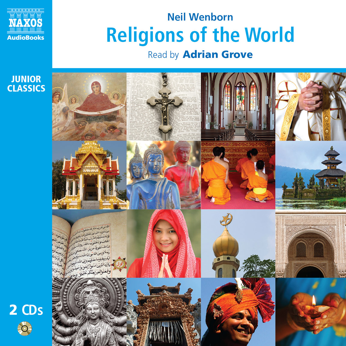 Religions of the World (unabridged)