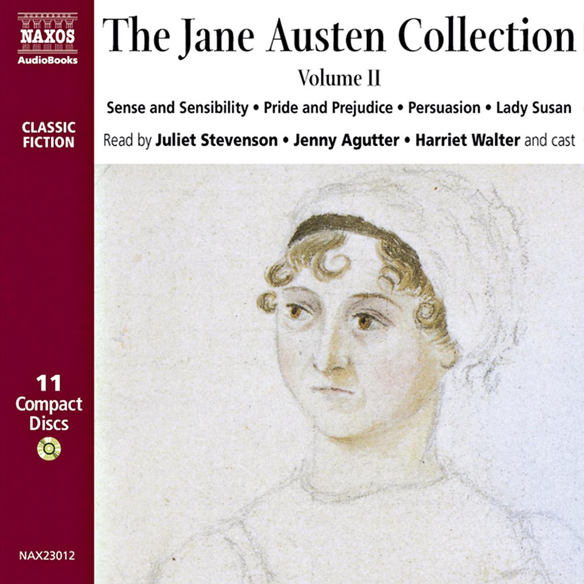The Jane Austen Collection – Volume II (unabridged)