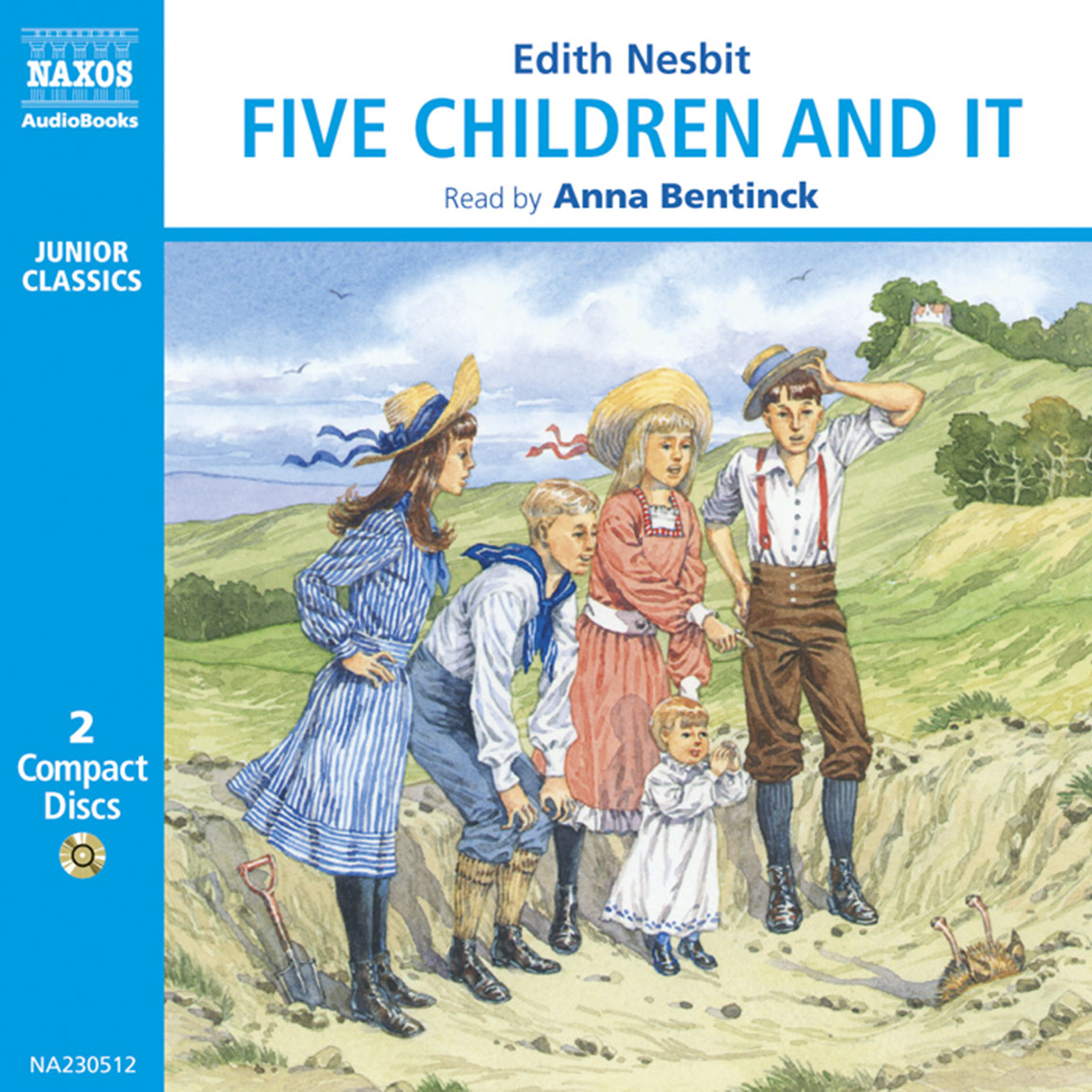 Five Children and It (abridged)