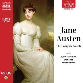 Jane Austen– The Complete Novels (unabridged)