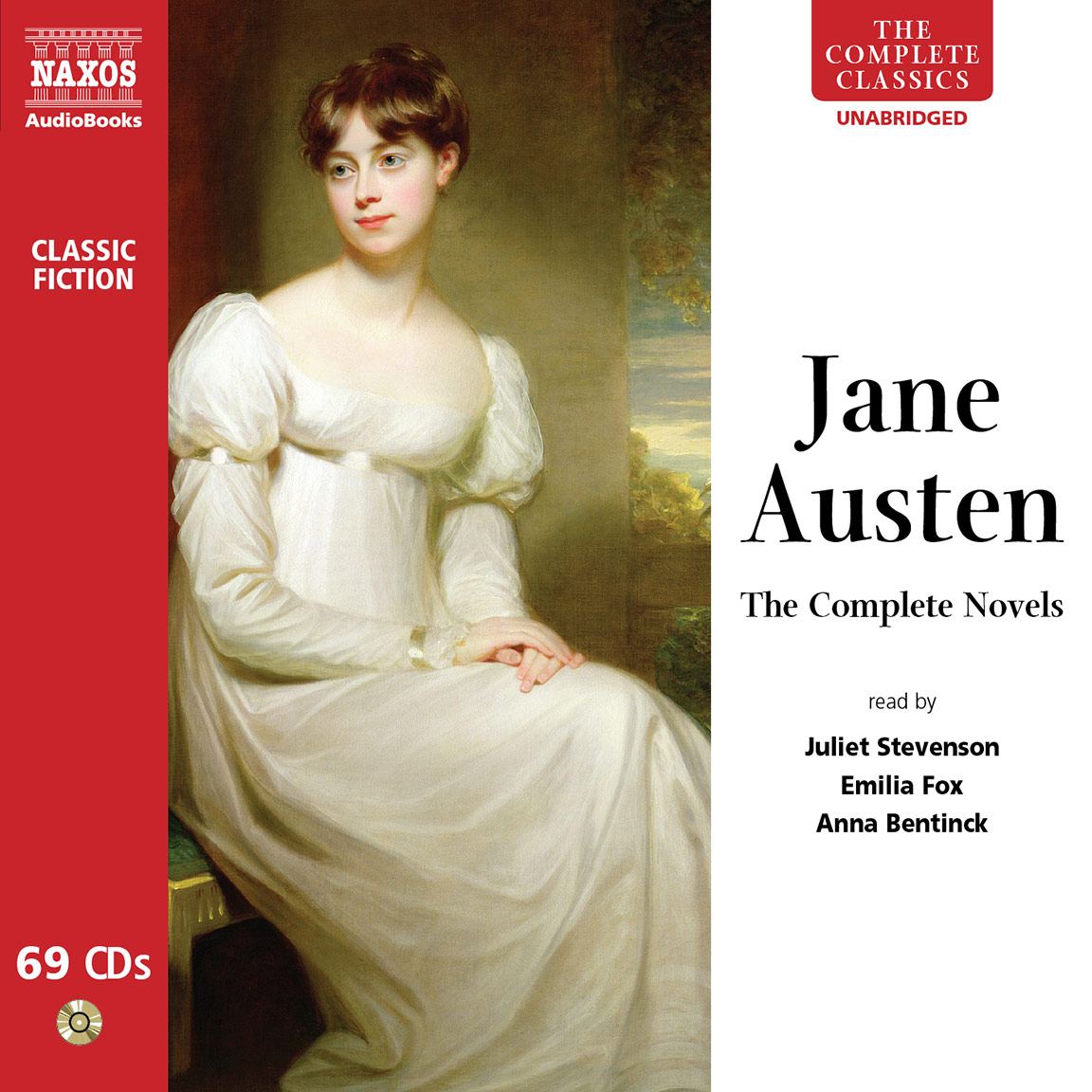 Jane Austen – The Complete Novels (unabridged)