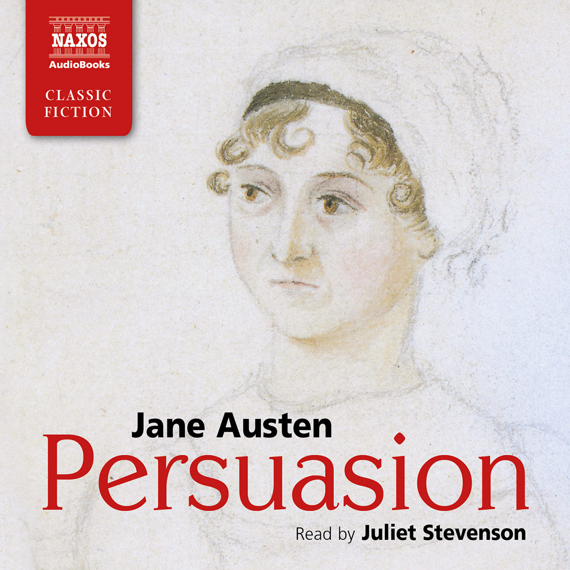 Persuasion (abridged) – Naxos AudioBooks