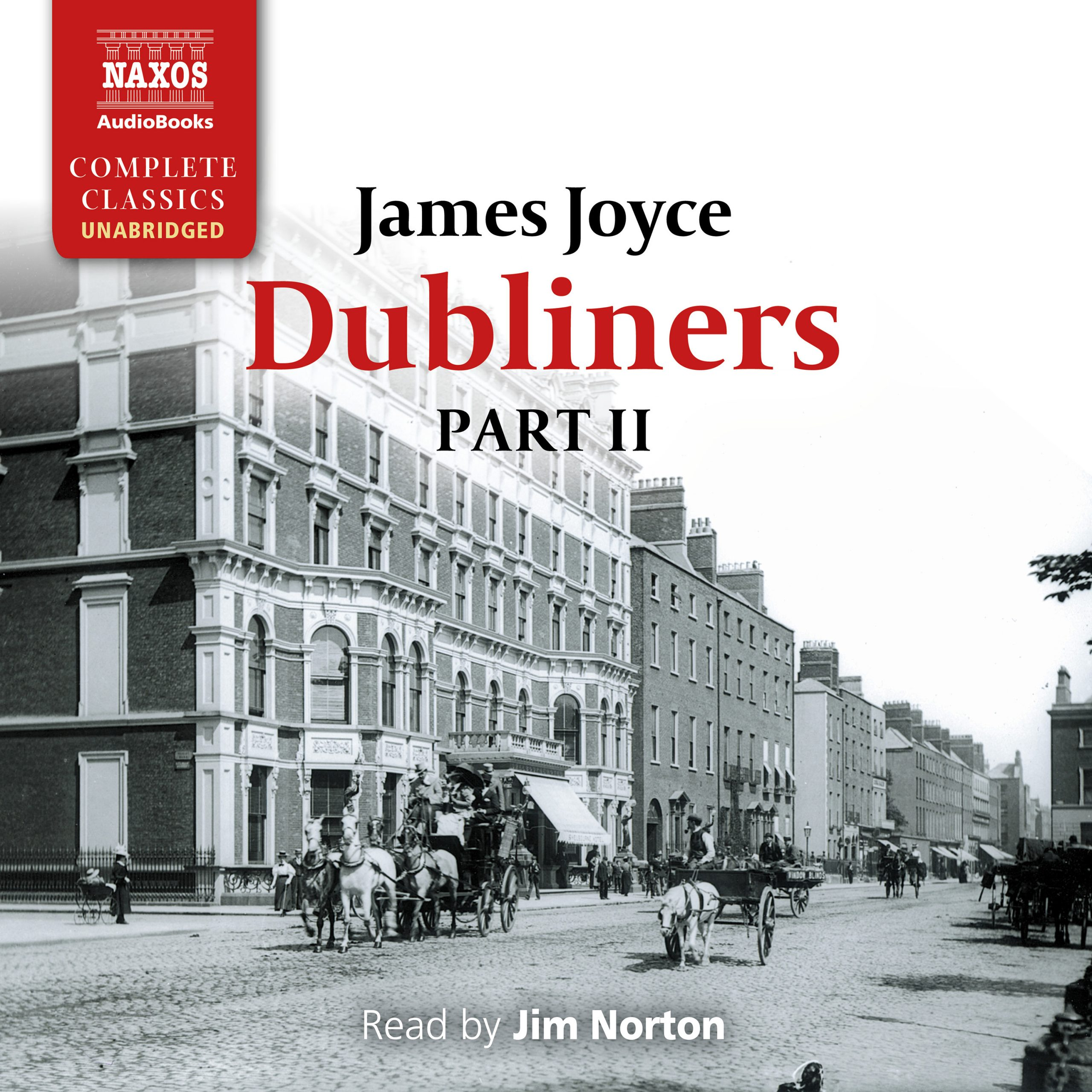 Dubliners – Part II (unabridged)