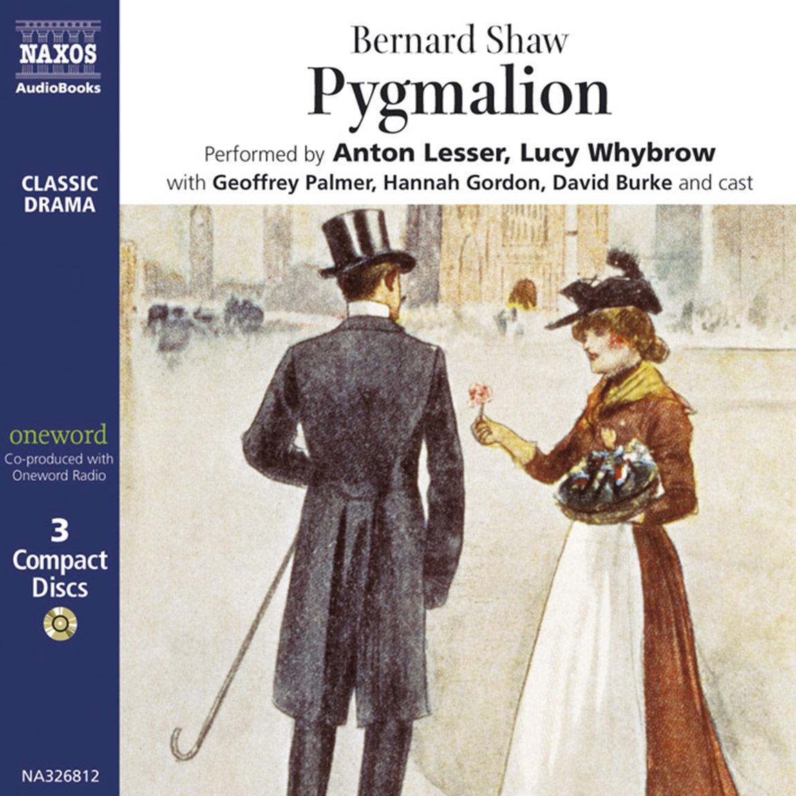 Pygmalion (unabridged)