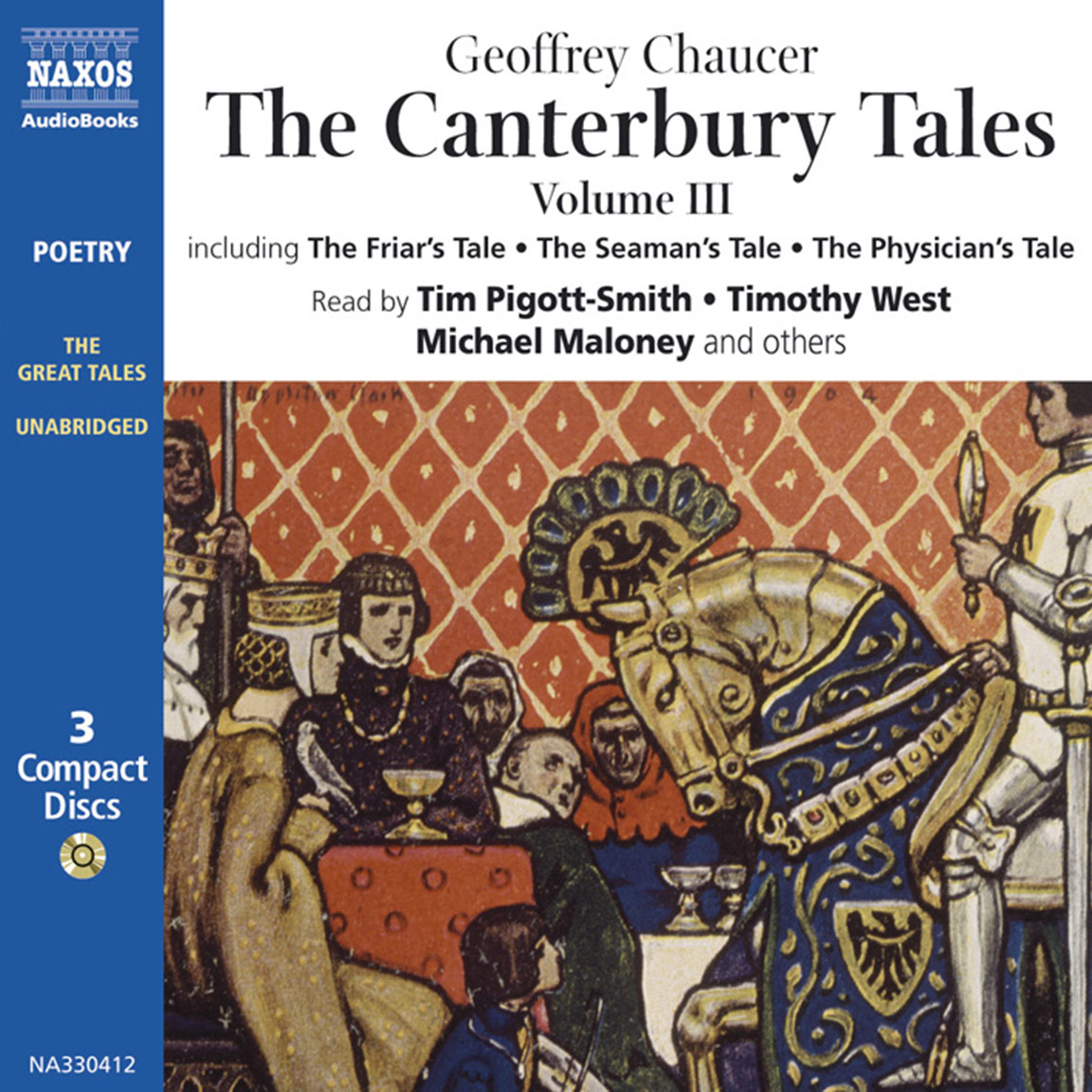 Doctor Of Philosophy: Canterbury Tales III, The (unabridged)