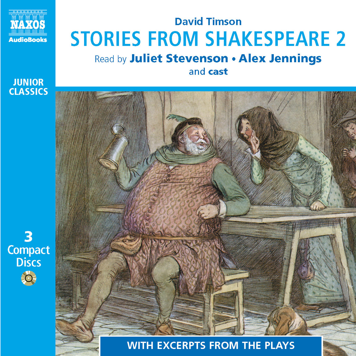 Stories from Shakespeare 2 (unabridged)