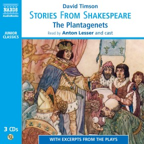 Stories from Shakespeare – The Plantagenets (unabridged)