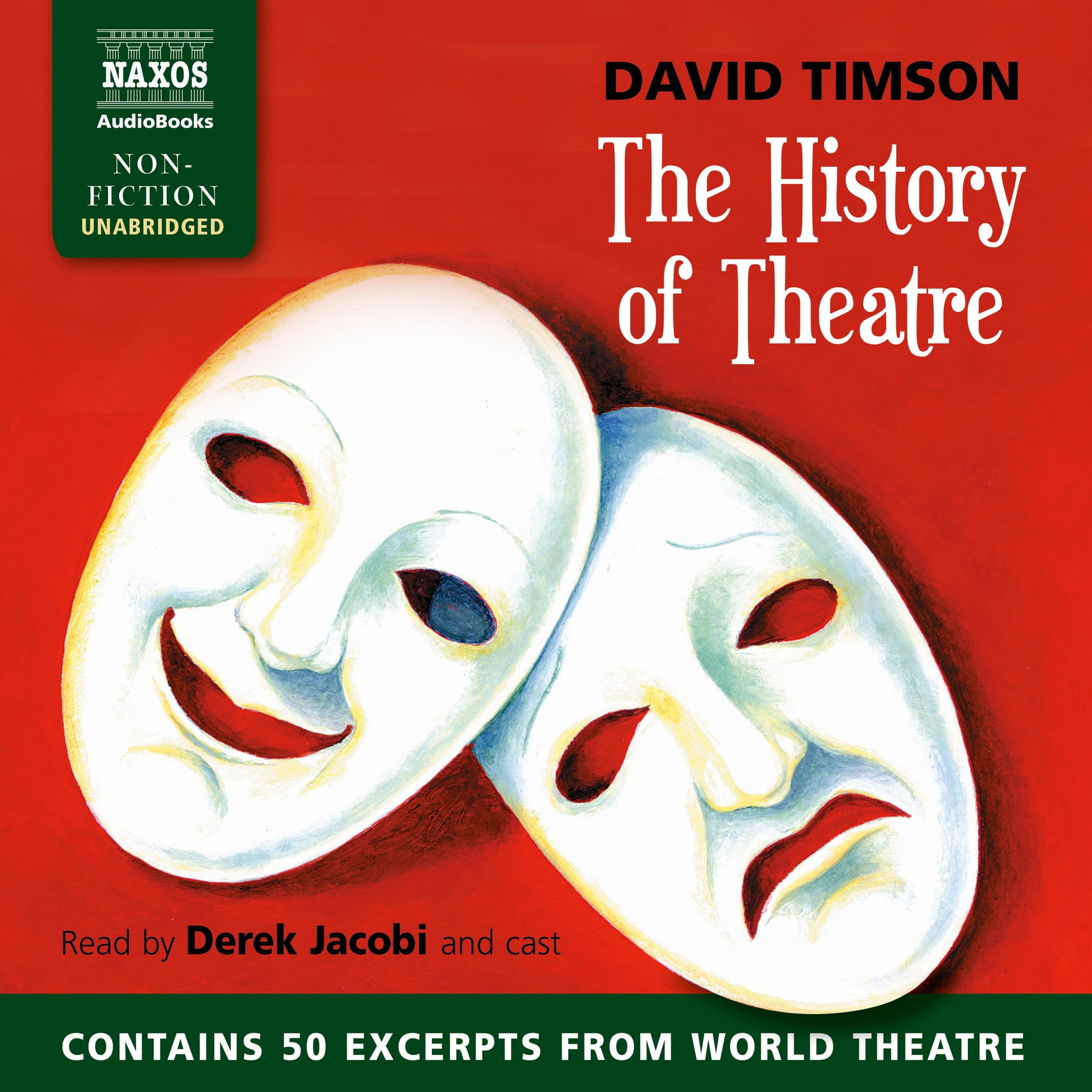 The History of Theatre (unabridged)