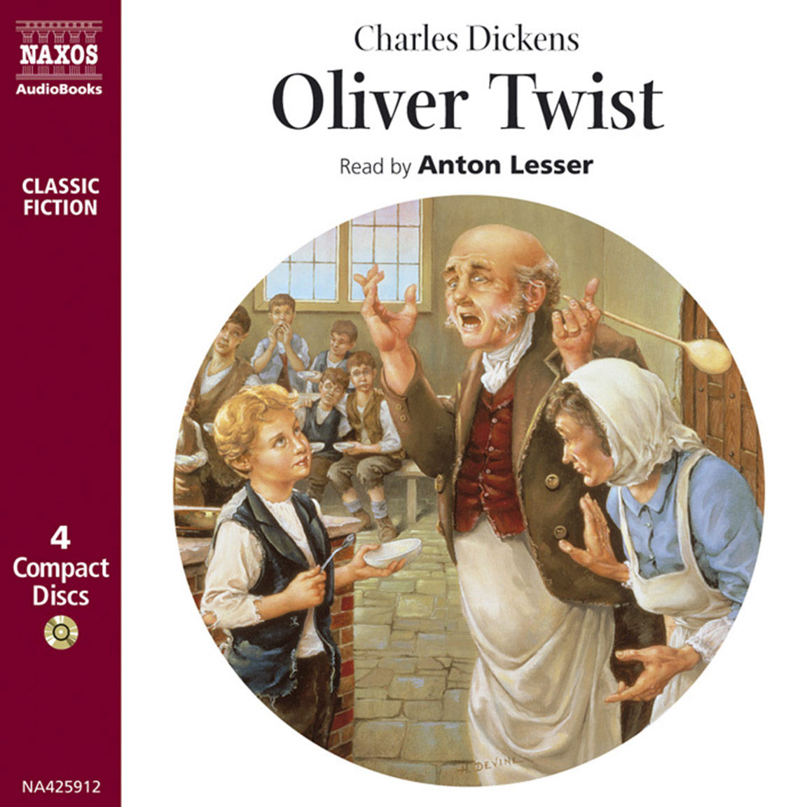 Oliver Twist (abridged)