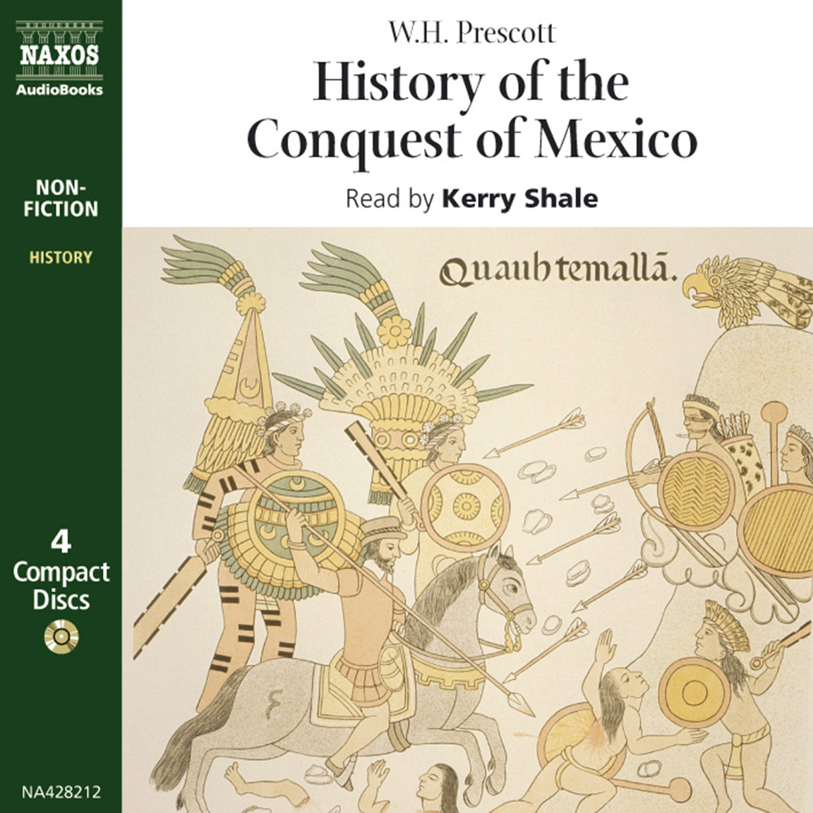 History of the Conquest of Mexico (abridged)