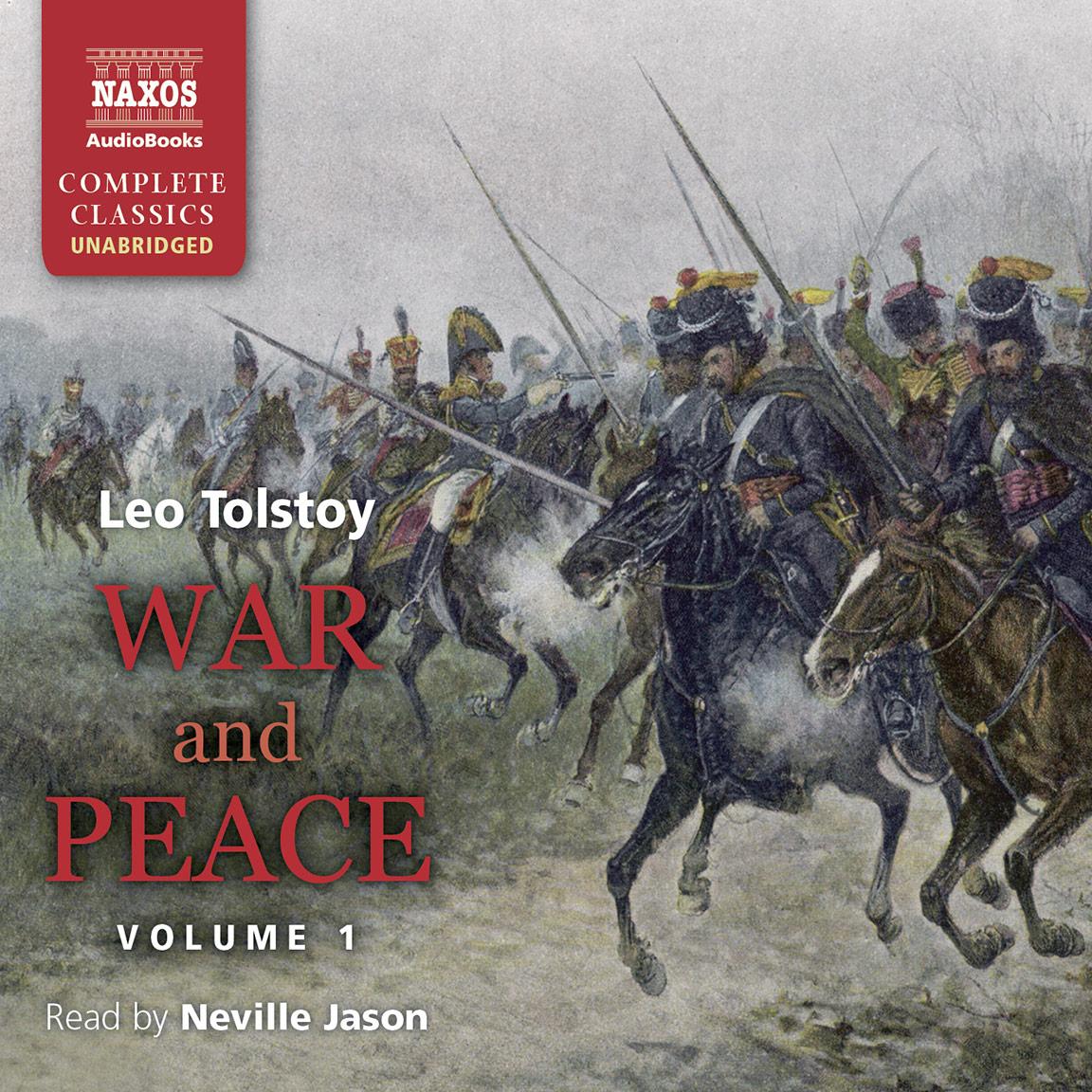 War& Peace - Volume I (unabridged)