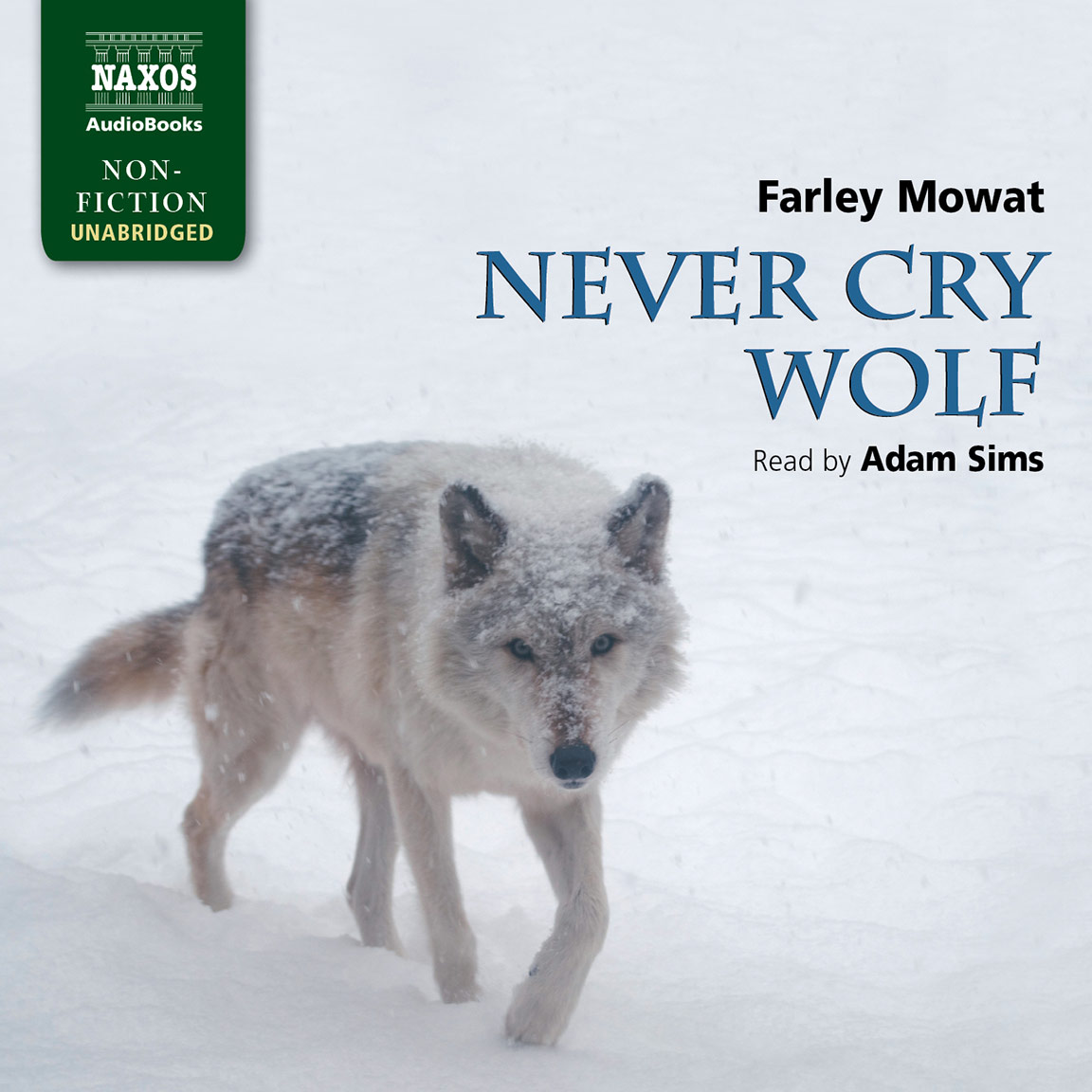 Never Cry Wolf (unabridged)
