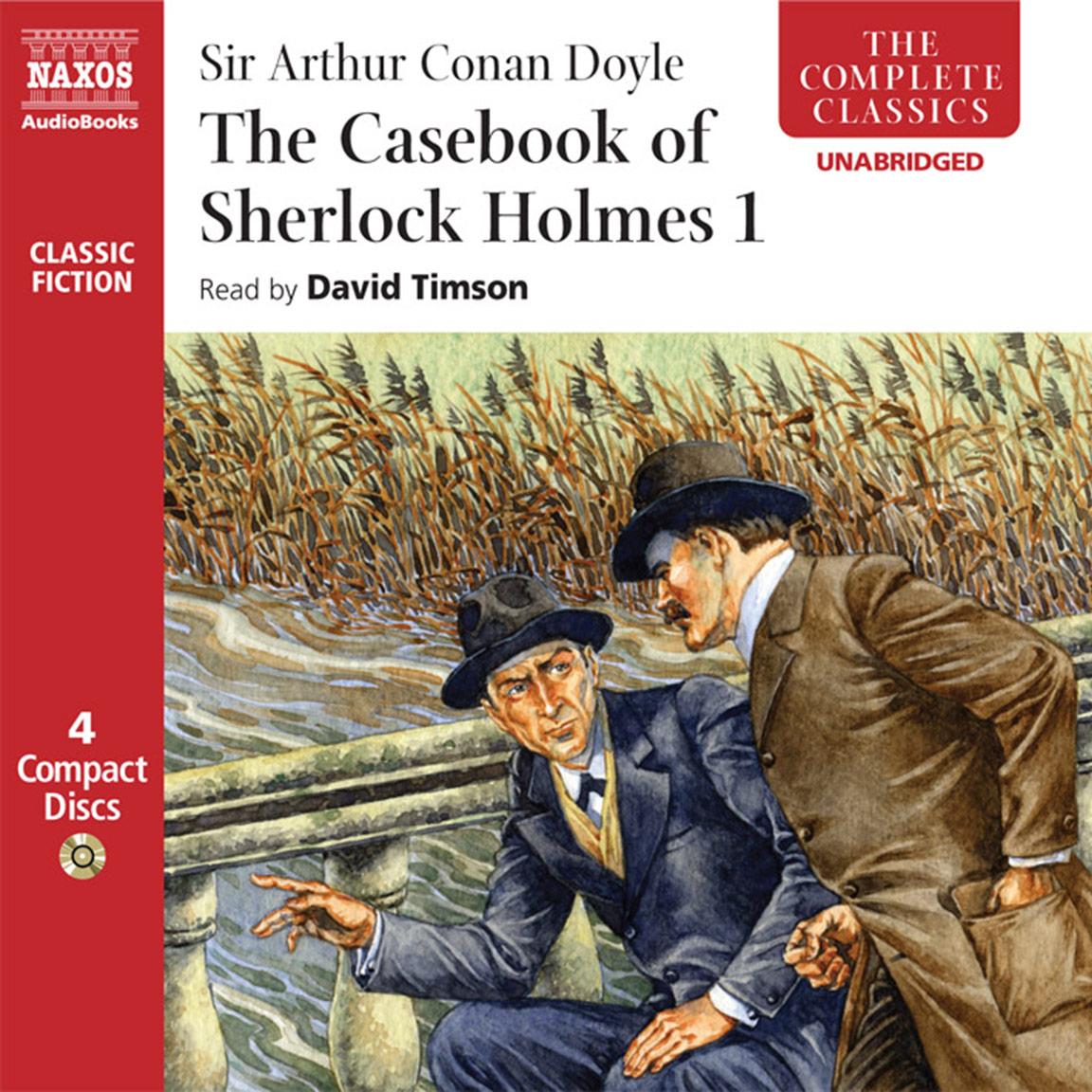 Casebook of Sherlock Holmes– Volume I