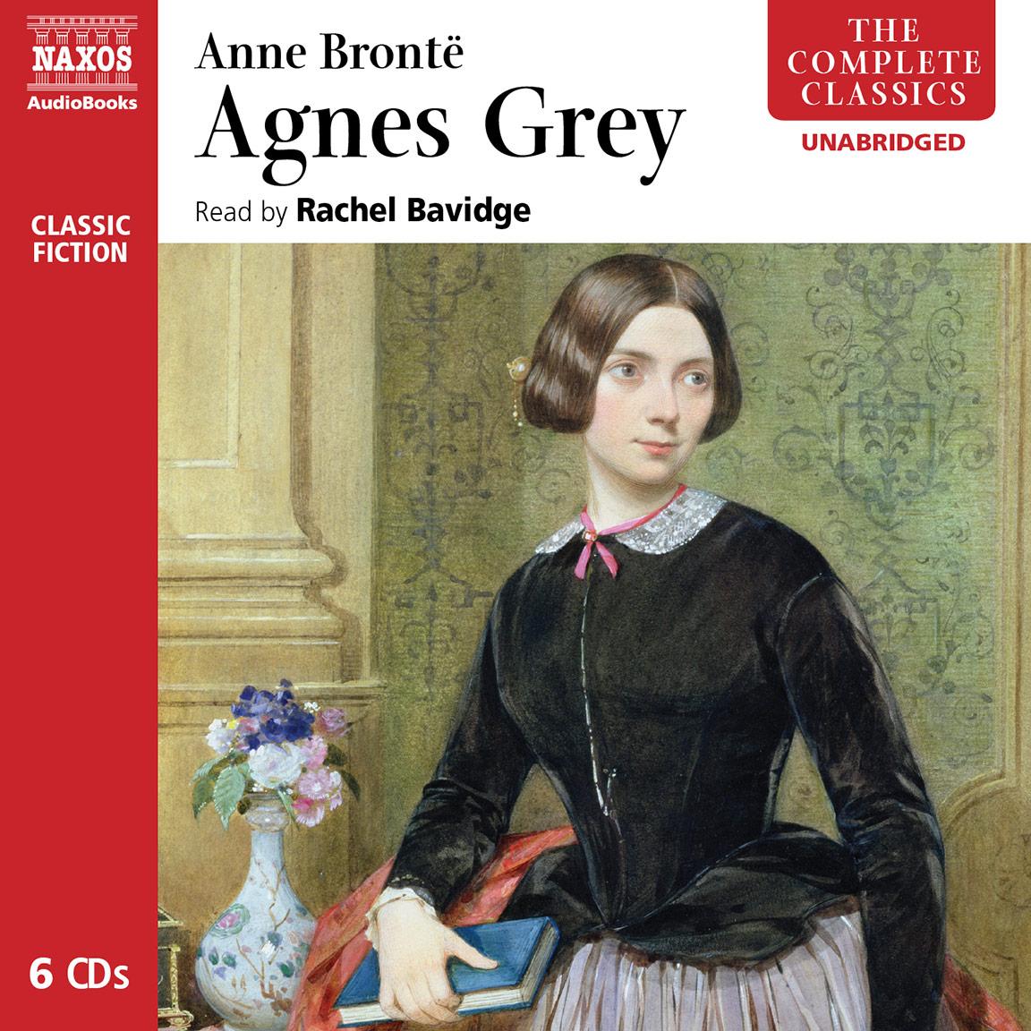 Agnes Grey (unabridged)