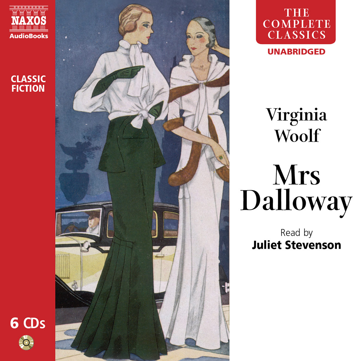 Mrs Dalloway (unabridged)