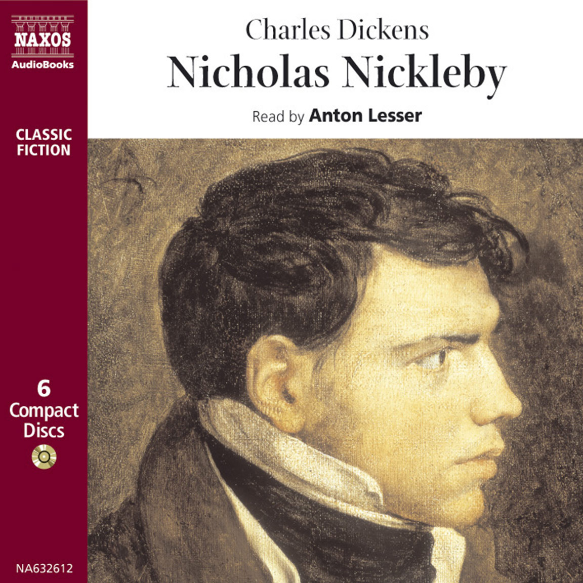 nicholas nickleby  abridged   u2013 naxos audiobooks