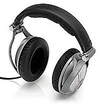 Circum-aural headphones