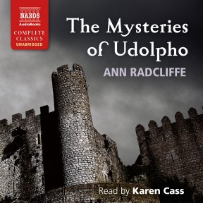 The Mysteries of Udolpho (unabridged)