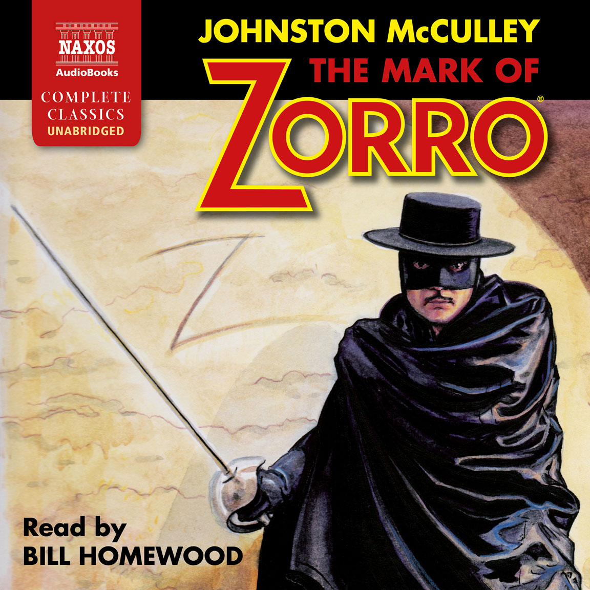 The Mark of Zorro (unabridged)