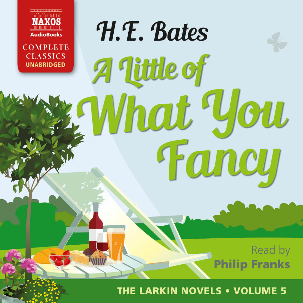 A Little of What You Fancy (unabridged)