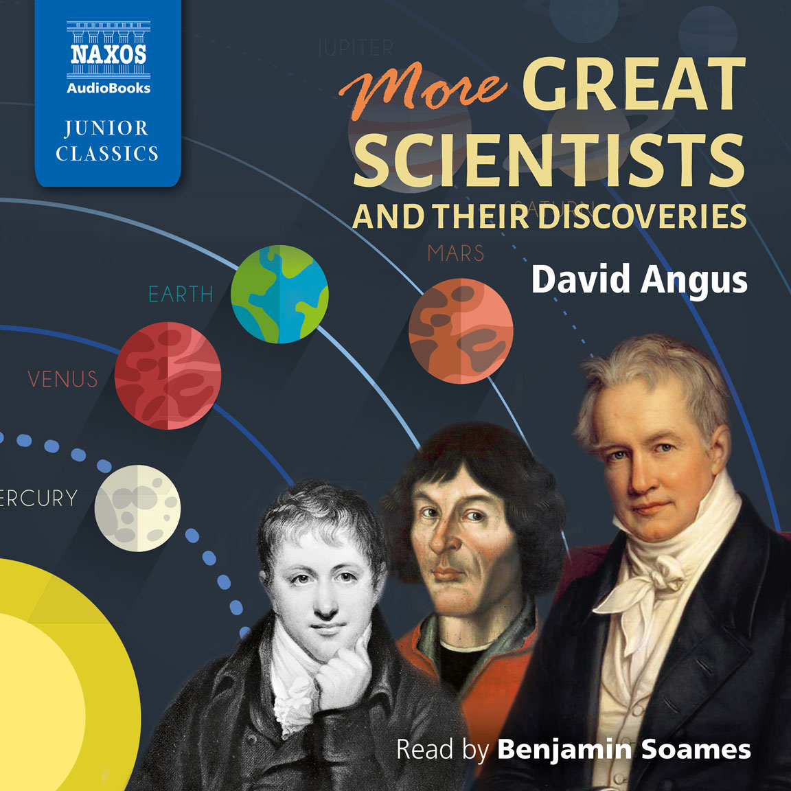 More Great Scientists and Their Discoveries (unabridged)