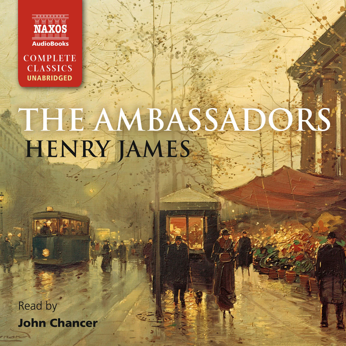 The Ambassadors (unabridged)