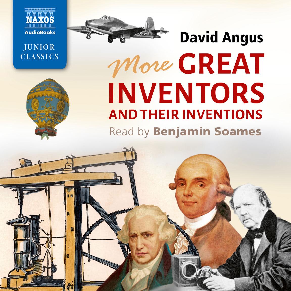 More Great Inventors (unabridged)
