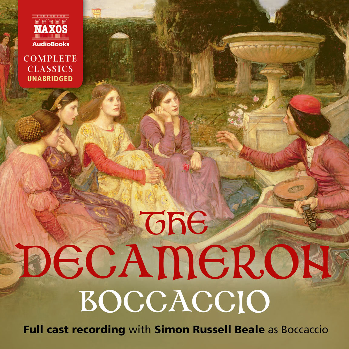 The Decameron (unabridged)