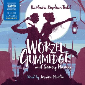 Worzel Gummidge and Saucy Nancy (unabridged)