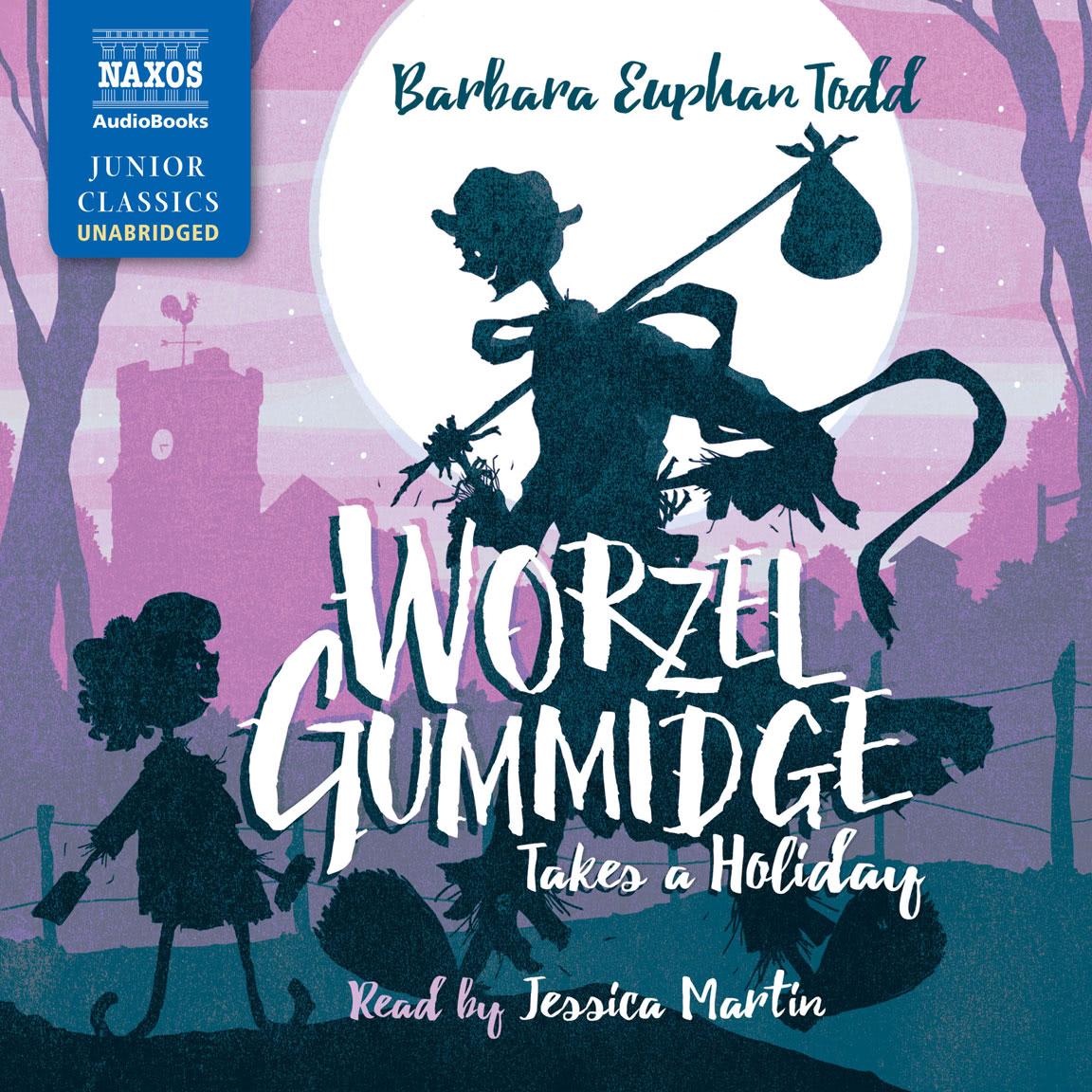Worzel Gummidge Takes a Holiday (unabridged)