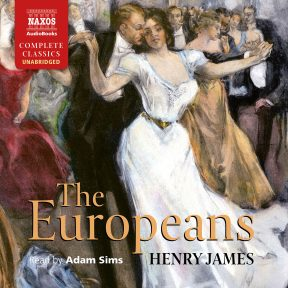 The Europeans (unabridged)
