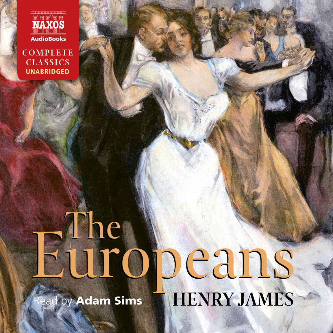 The Europeans (unabridged)