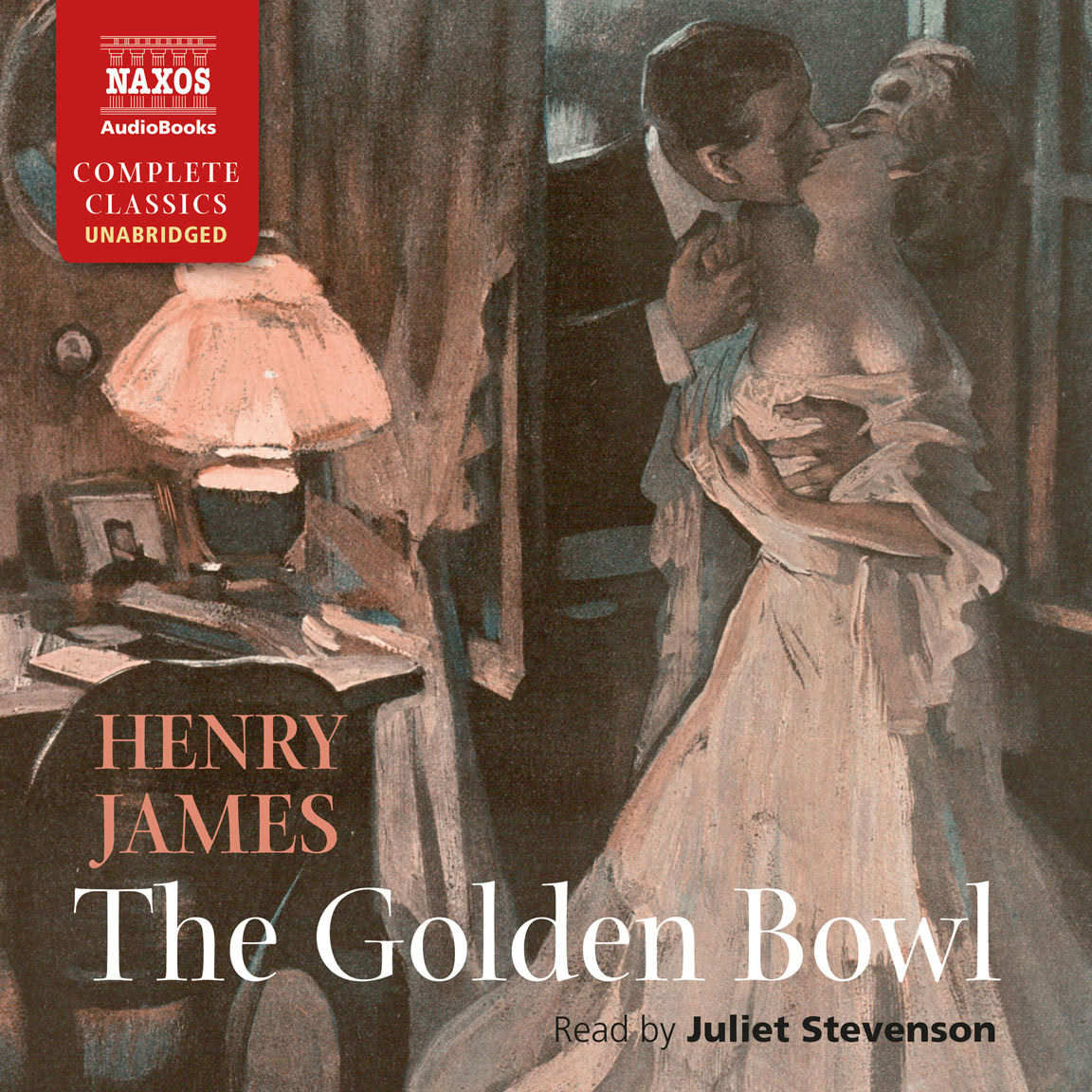 The Golden Bowl (unabridged)