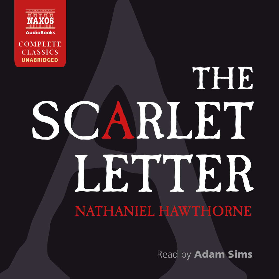 Scarlet Letter The Unabridged Naxos AudioBooks