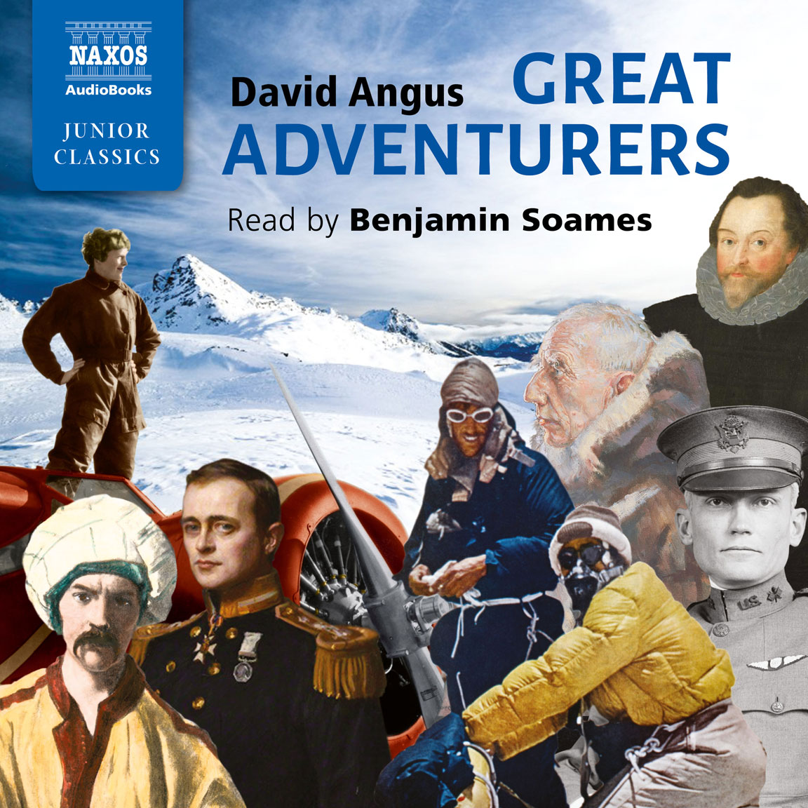 Great Adventurers (unabridged)