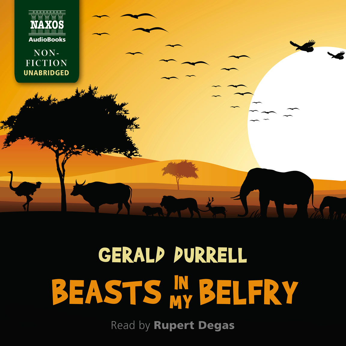 Beasts in My Belfry (unabridged)