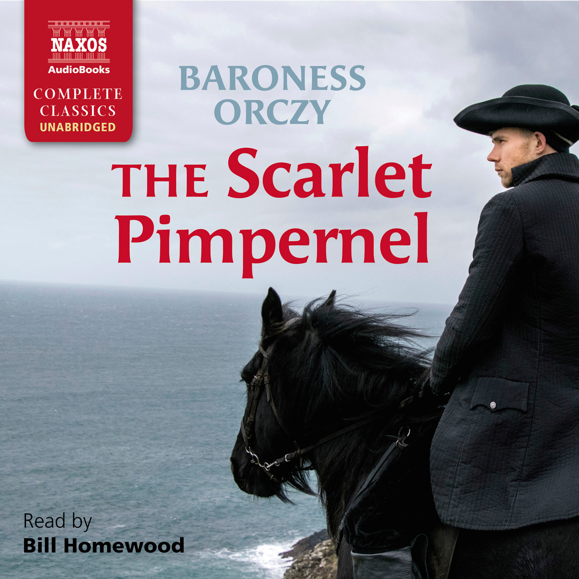 The Scarlet Pimpernel (unabridged)